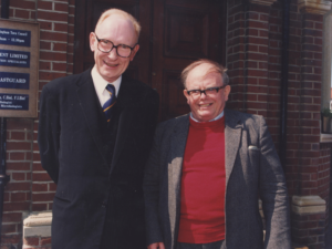 W. M. S. Russell and R. L. Burch